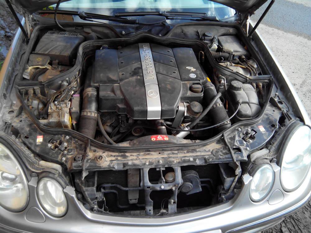 газовое оборудование на автомобиль мерседес